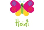 Heidi The Butterfly