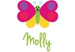 Molly The Butterfly