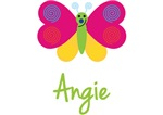 Angie The Butterfly