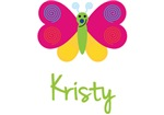 Kristy The Butterfly