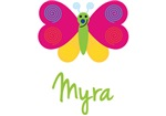 Myra The Butterfly