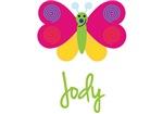 Jody The Butterfly