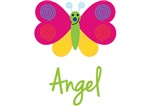 Angel The Butterfly