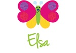Elsa The Butterfly