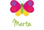 Marta The Butterfly