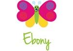 Ebony The Butterfly