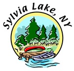 Items with the Sylvia Lake Dock logo