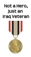 Not a Hero - Iraq