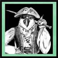 Black Beak Illustrations