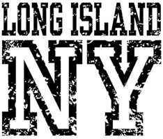 Long Island NY t-shirts