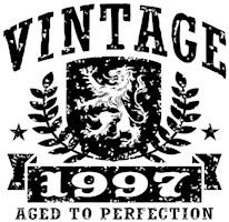 Vintage 1997 t-shirt