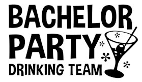 Bachelor Party Drinking Team t-shirts