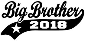 Big Brother 2018 t-shirt