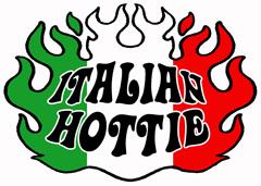 Italian Hottie t-shirts
