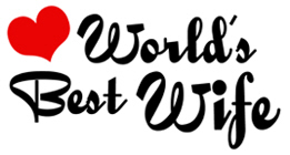 World's Best Wife t-shirt