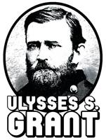 Ulysses S. Grant t-shirts