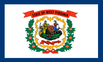 West Virginia t-shirts and gifts