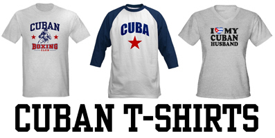 Cuban t-shirts