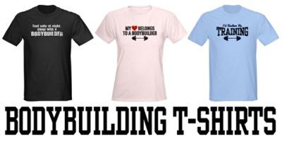 Bodybuilding t-shirts