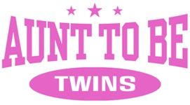 Aunt To Be Twins