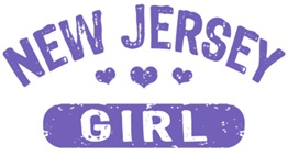 New Jersey Girl t-shirts