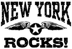 New York Rocks t-shirts