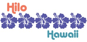 Hilo Hawaii t-shirt