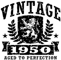 Vintage 1950 t-shirt