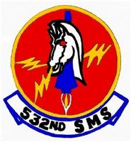 532nd Strategic Missile Squadron