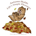 Autumn Simple Pleasures: Pom