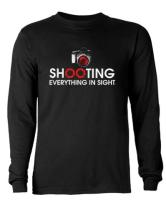 Shooting Everything In Sight Clothing