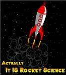 Actually, It Is Rocket Science