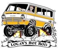 Logan's 69 Van