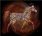 Arabian Horse History - Typography