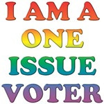I Am A One Issue Voter