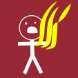 Burning Kid