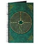 Labyrinth Art Journals