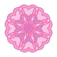 Hearts Mandala