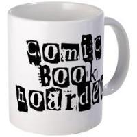Comic Book Hoarder