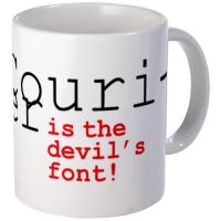 Courier Is The Devil's