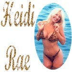 HeidiRae Tiger Swimwear  Merchandise