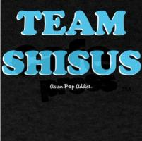 Team Shisus (Blue with white outline)