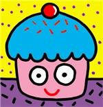 Cupcake minipop