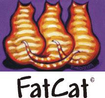 FatCat ~ Fat Cat Logo