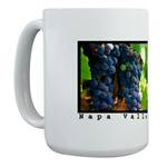 <b>gifts!  Napa Valley coffee + tea mugs</b>