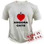 I love Angora Cats