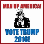 Man Up America!