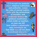 Daniel Webster Warning