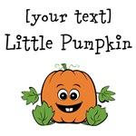 [Personalize] Little Pumpkin