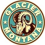 Glacier Vintage Circle